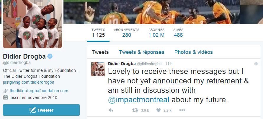 Didier twitter