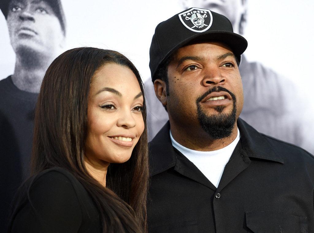 Ice Cube et Kimberly Woodruff