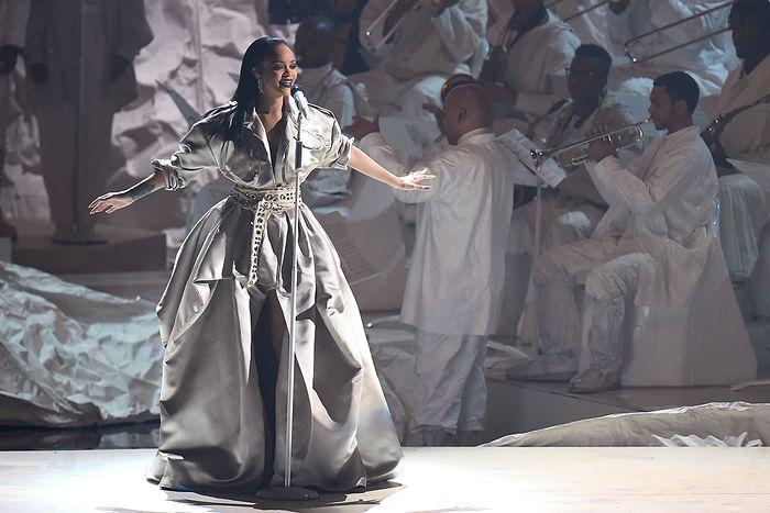 Une prestation de Rihanna ressentie !