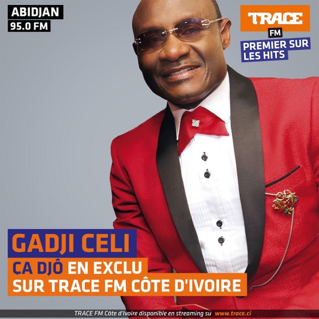 Gadji Céli -Ca djô TRACE FM