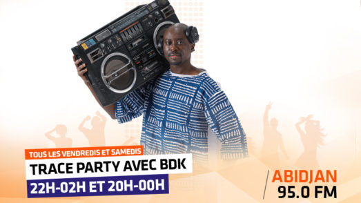 TRACE PARTY AVEC BDK