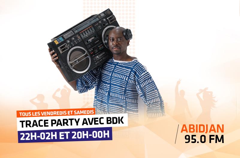 TRACE PARTY AVEC BDK